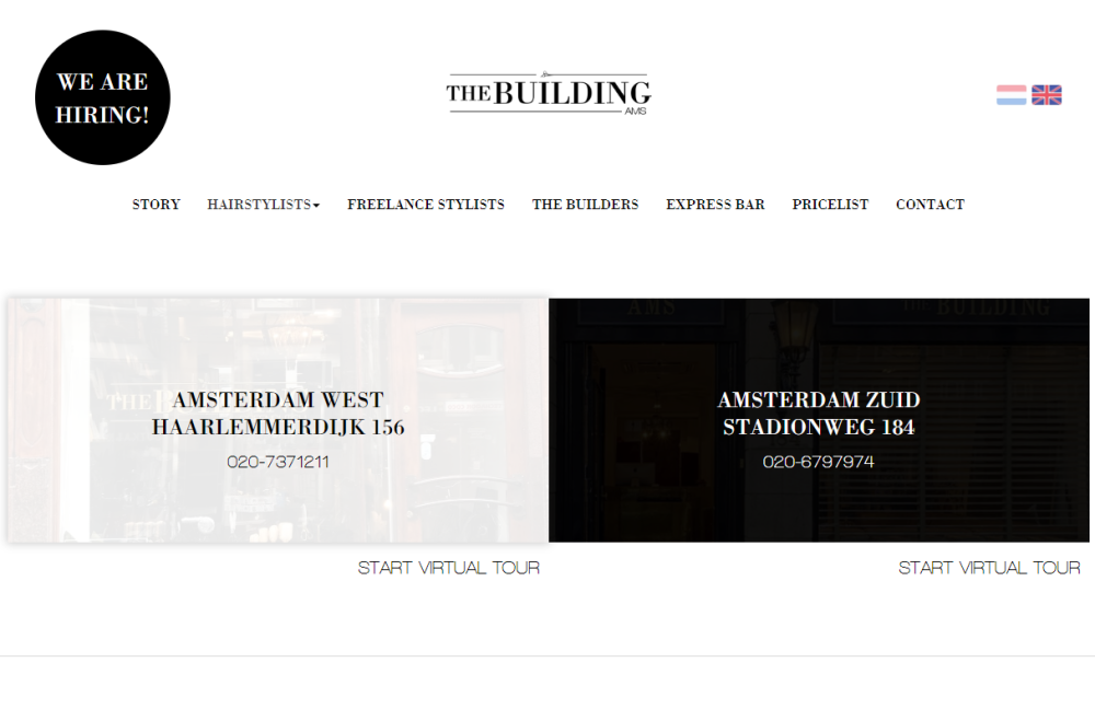 The Building AMS